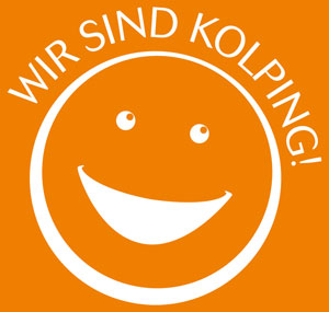 wir sind kolping orange